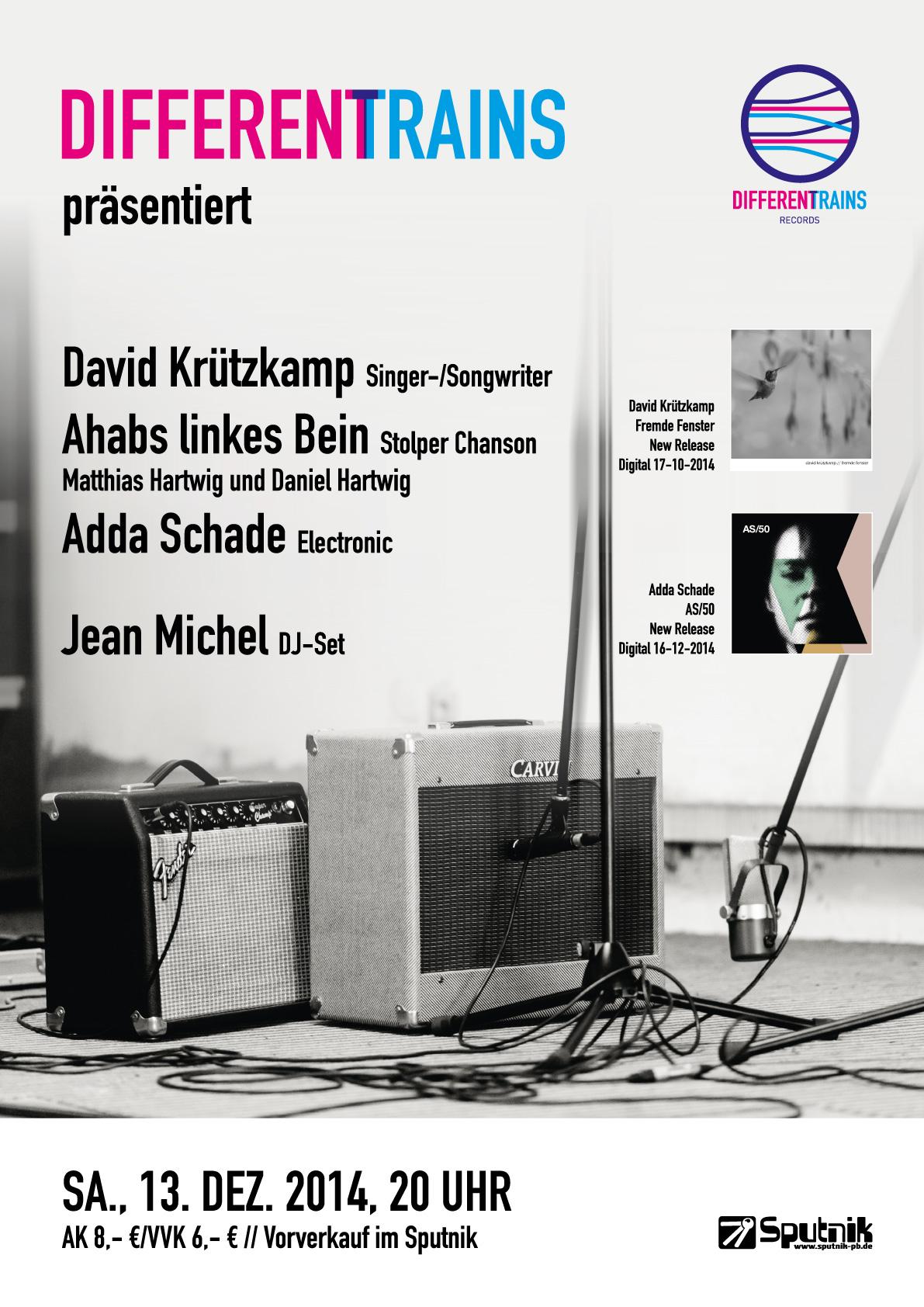 DT Labelabend Plakat